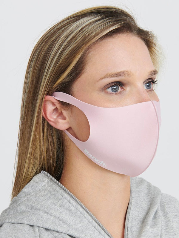 24/7 Mask 2 Pack Black & Pink - Bench Canada