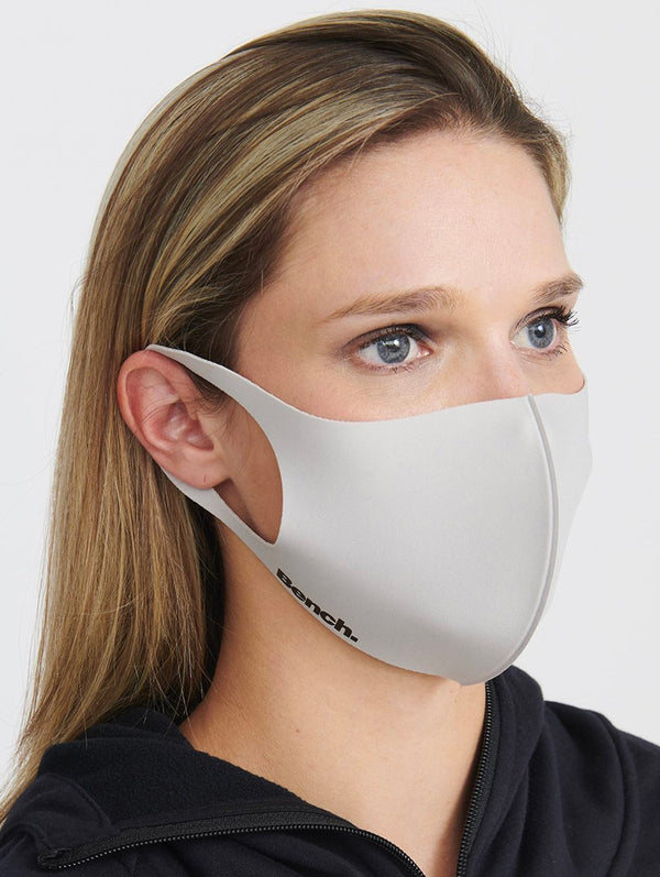 24/7 Mask 2 Pack Black & Grey - Bench Canada