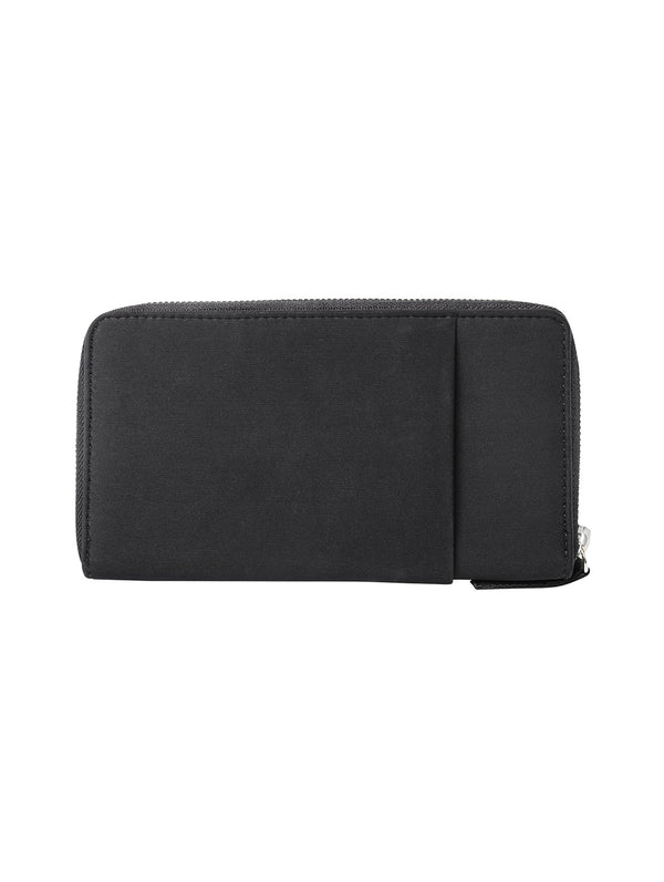 NEOPRENE ZIP AROUND WALLET