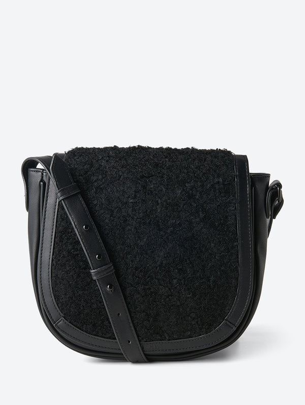 Accessory's Shoulder Bag in Leather Look - Bench