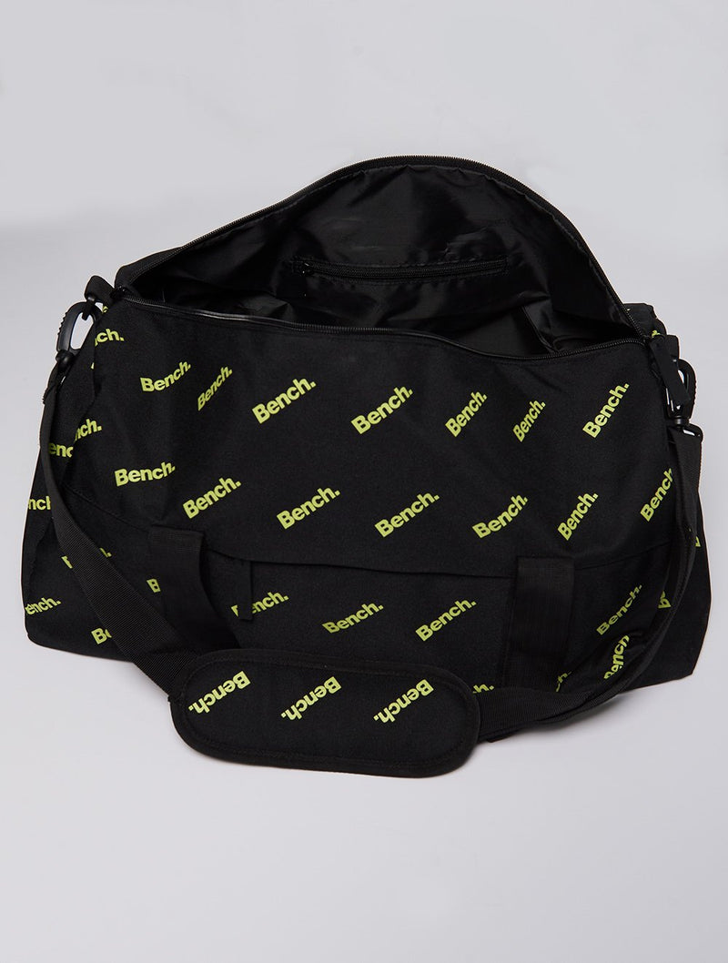 Accessory's Gym Bag with All Over Print - Bench
