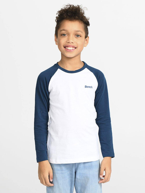 Long Sleeve Raglan Tee - Bench Canada