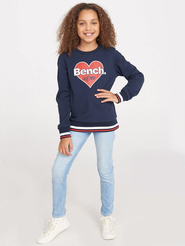 Love Bench Crewneck - Bench Canada