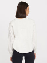 Women's SLOUNGE CREW NECK - Bench
