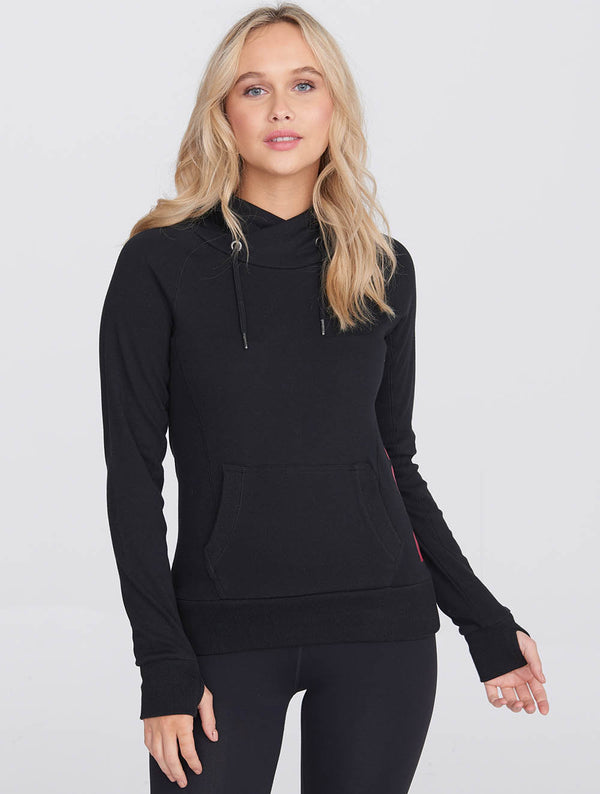 Women's Classic Interlock Hoodie - Bench