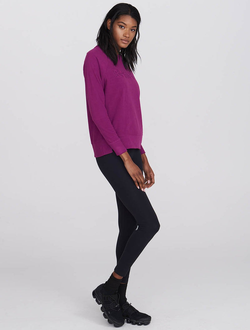 Women's Motionless Overhead Crew Neck Sweater - Bench