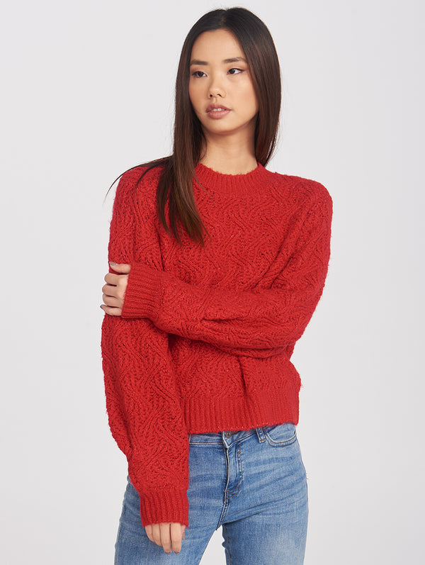 COCO CREW NECK SWEATER