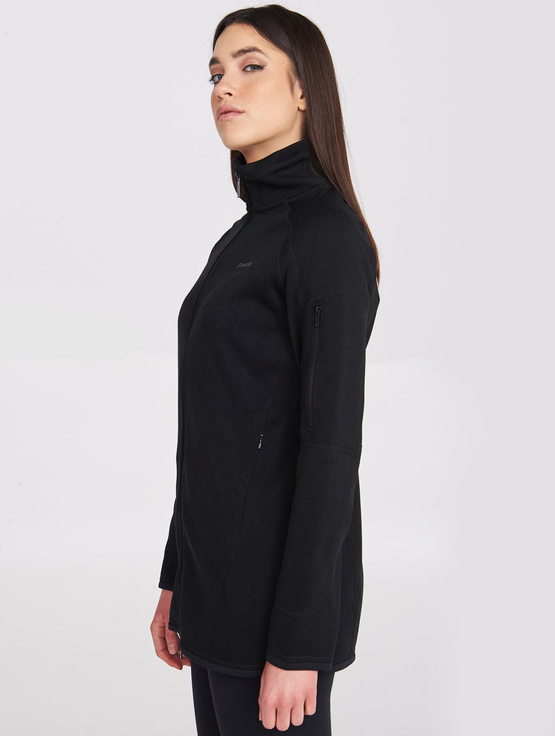 Women's Leonie Long Bonded Fleece - Bench