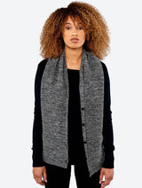 Accessory's Caoutchouc 7-Way Knitted Scarf - Bench