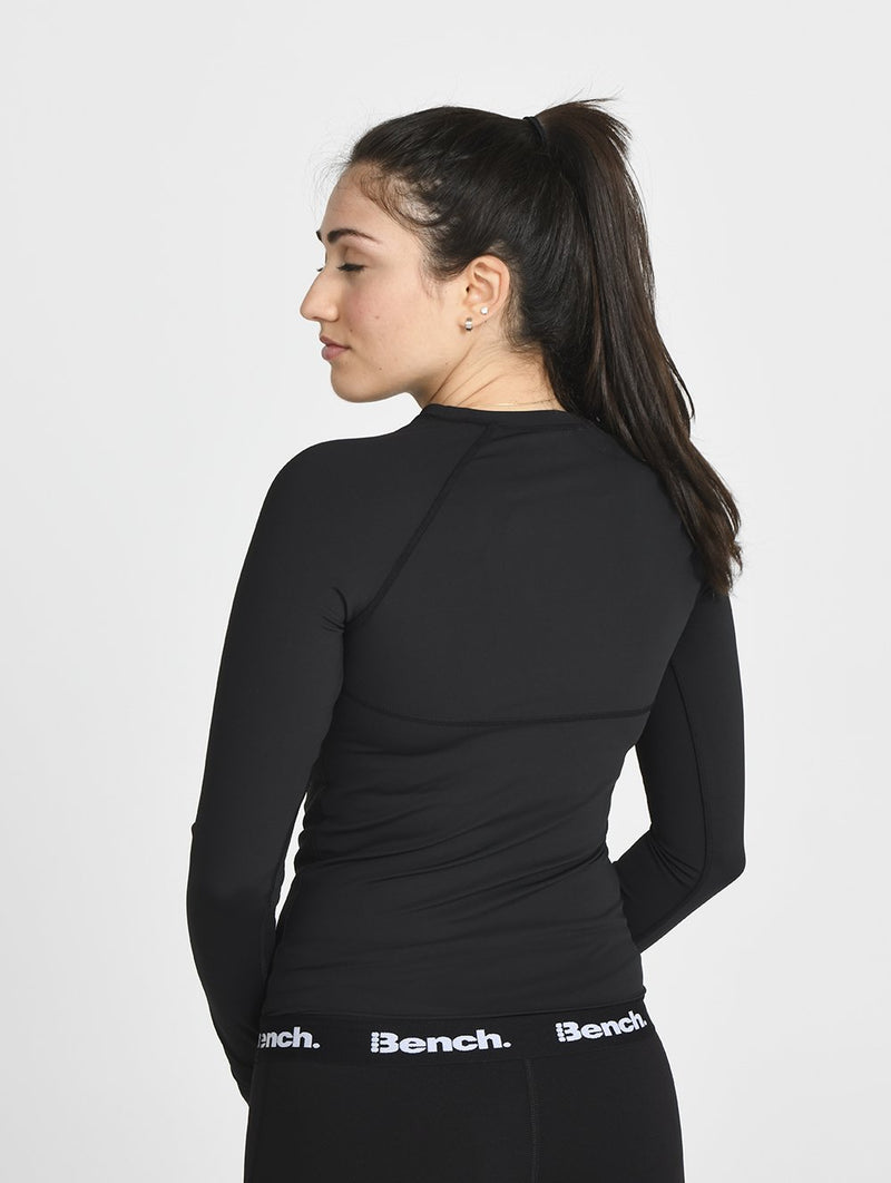 Women's L/S TAPING TEE - Bench