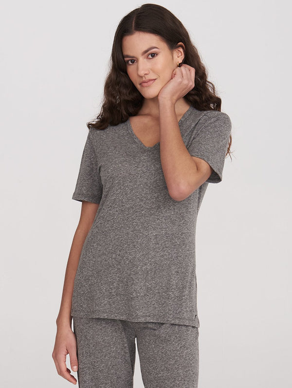 Women's S/S LAZY TEE - Bench