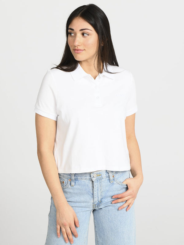 Groove Cropped Polo - Bench Canada