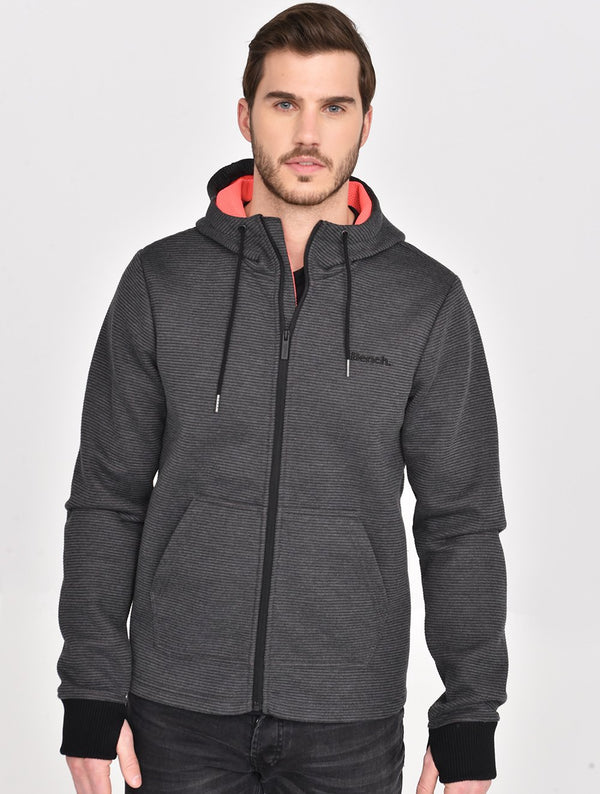 Men's Tuckins Zip Up Hoodie - Bench