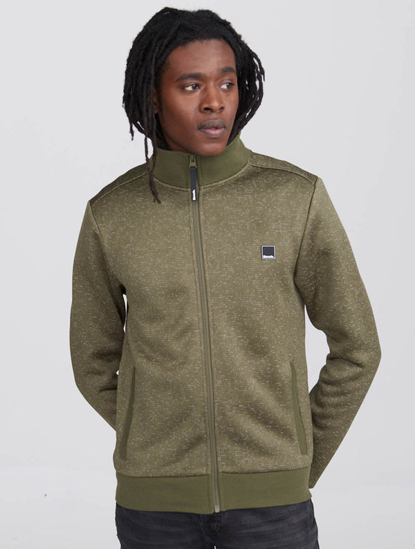 Men's Cromwell Zip-Up Sweater - Bench