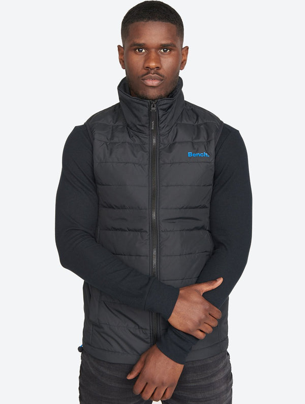 Men's Wadded Vest - Bench