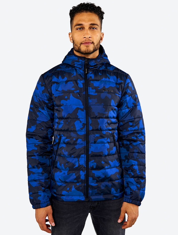 All Over Print Insulated Jacket
