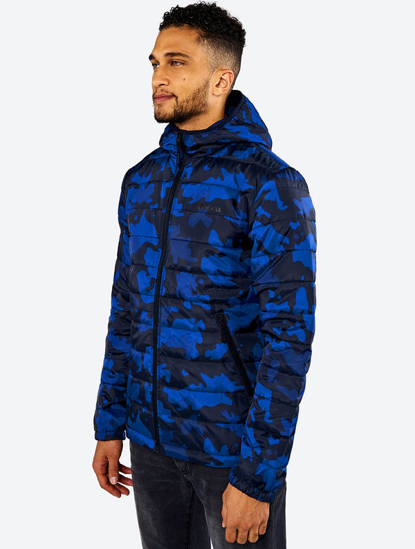 Print Insulated Jacket