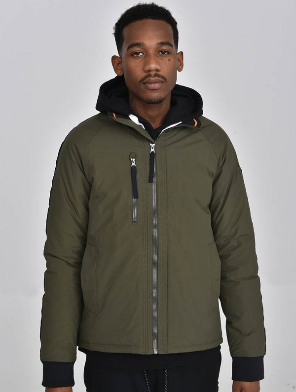 Men's Hybrid Harrington - Bench