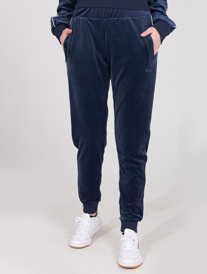 Unisex's CHICA VELOUR PANT - Bench