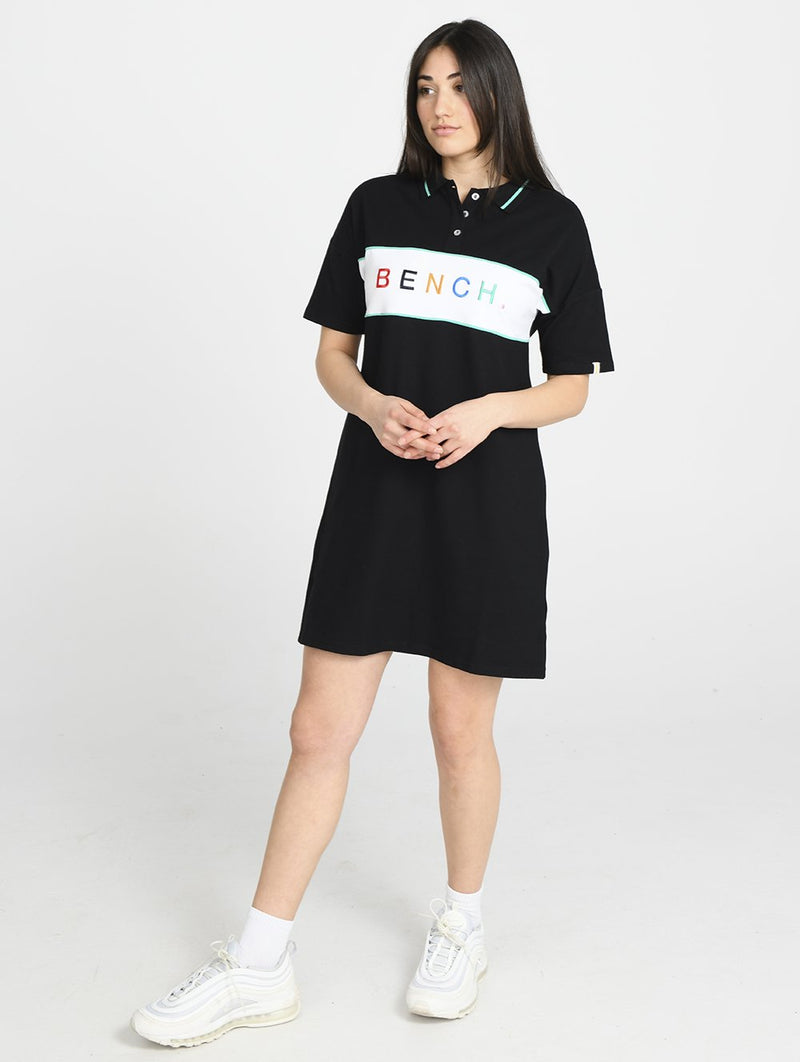Women's HYPE POLO DRESS - Bench