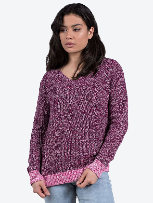 Women's MOULINE JUMPER - Bench