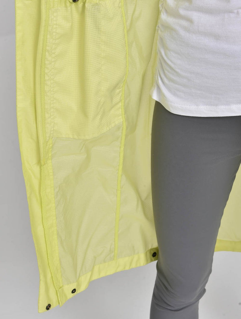 Women's Convertible Windbreaker - Bench