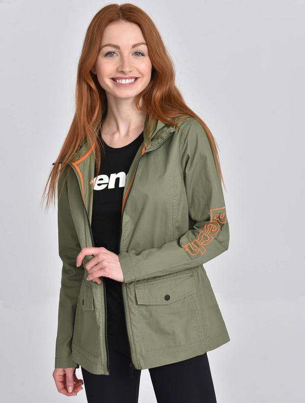 Women's BBQ Jacket - Bench