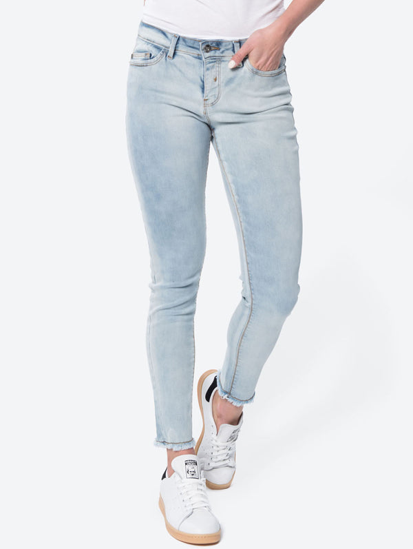 Women's SKINNY TURN DOWN HEM - Bench
