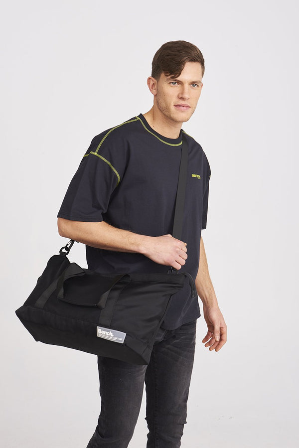 Gym Bag With Contrast Strap - Bench Canada