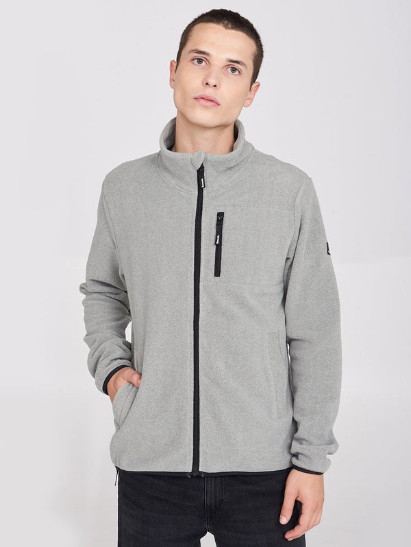 GILBERT ZIP THROUGH FLEECE