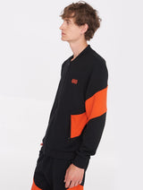 RACER SWEAT VEST ZIP THRU