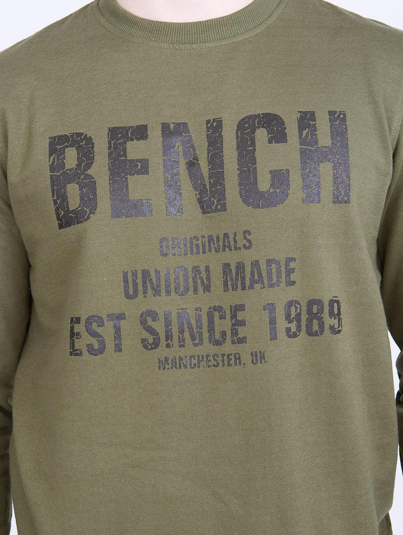 Union Made Crewneck
