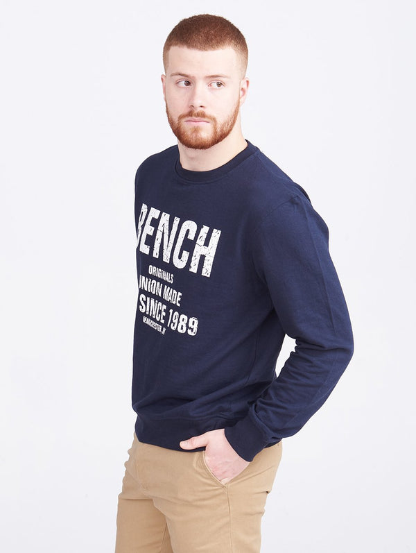 Union Made Crewneck - Bench Canada