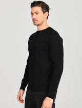 Men's LUIS CREW NECK SWEATER - Bench