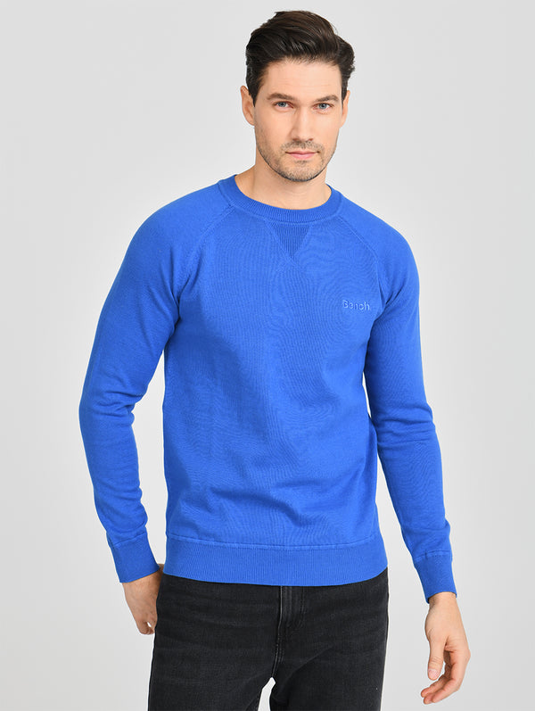 LUIS CREW NECK SWEATER