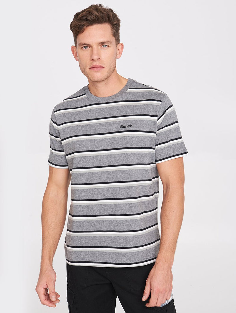 Men's COVENTRY STRIPE SS TEE - Bench