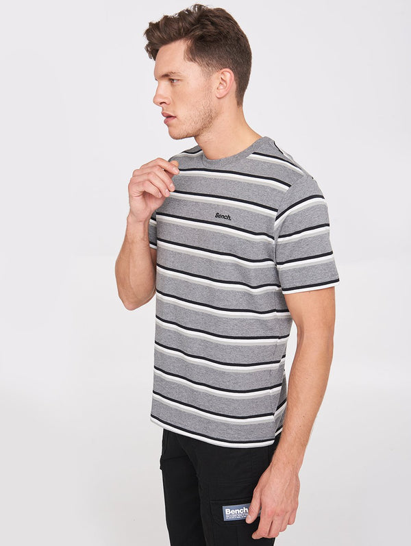 Coventry Stripe Ss Tee - Bench Canada