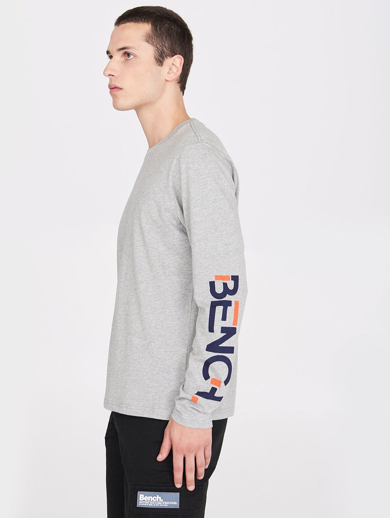 Men's FLEXOR LS TEE - Bench