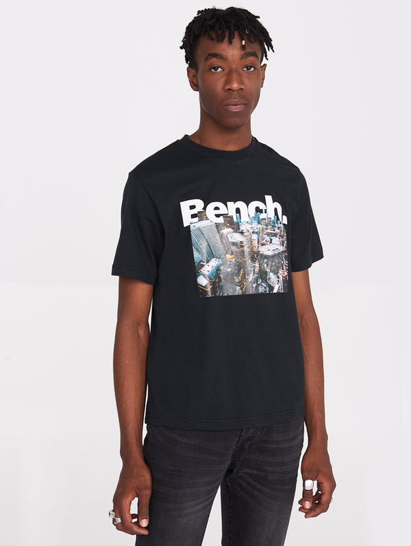 Men's CITYSCAPE BENCH SS TEE - Bench