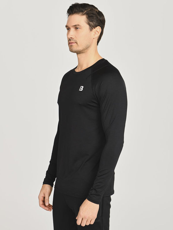 Men's 24 HOURS L/S TEE - Bench