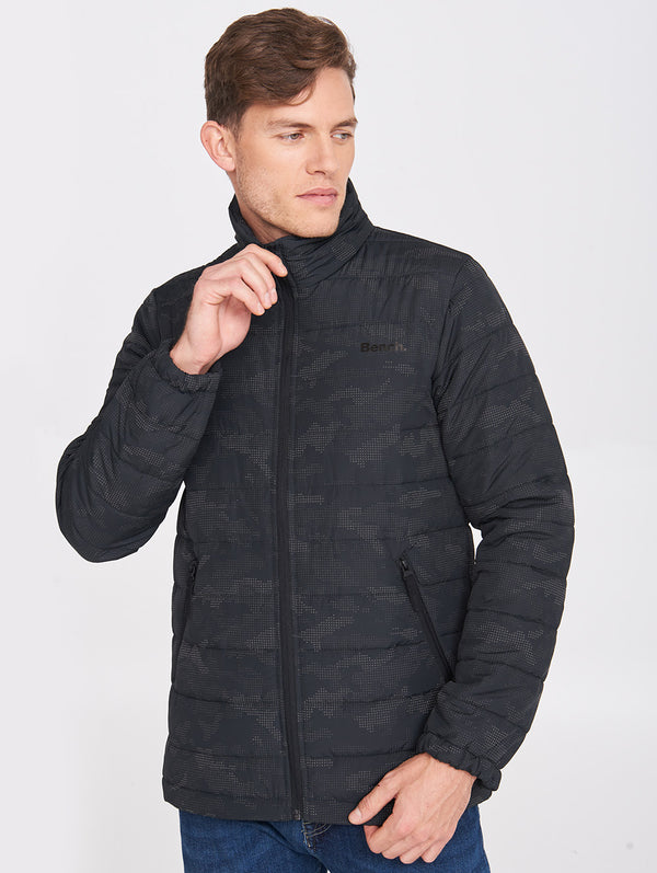 Men's FUNNO LT WT PUFFER - Bench