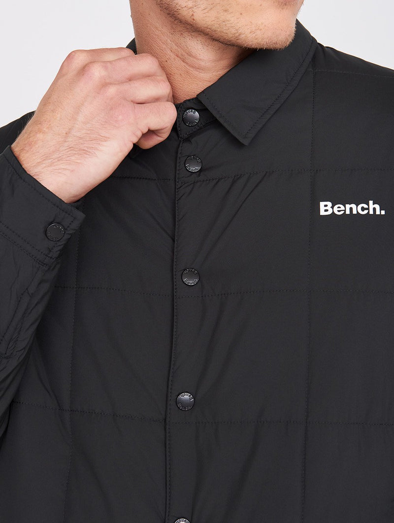 Men's SHACKET - Bench