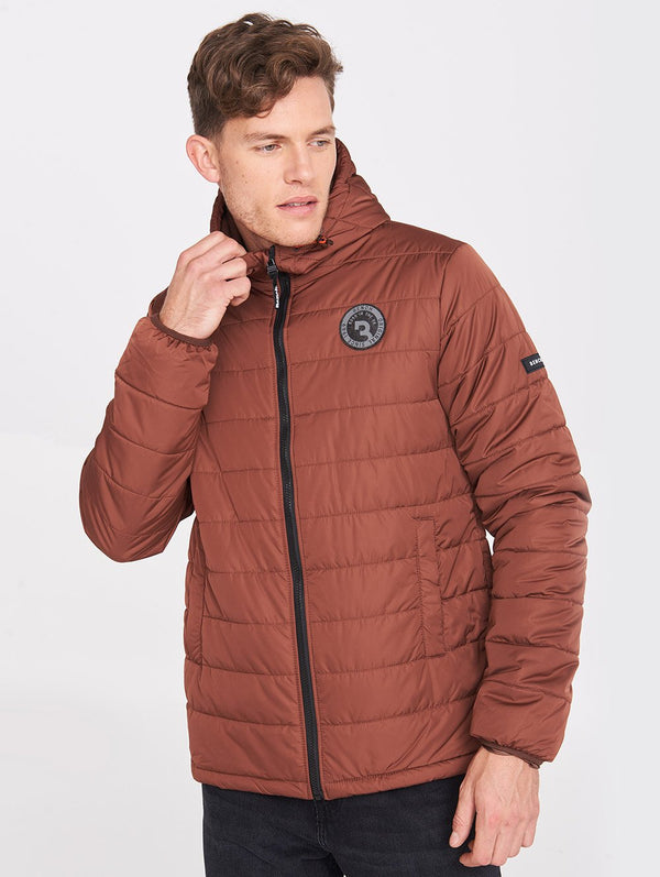 Men's SNARKY SOLID PUFFER - Bench