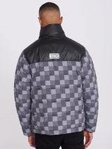 Men's CHECKA PUFFER - Bench