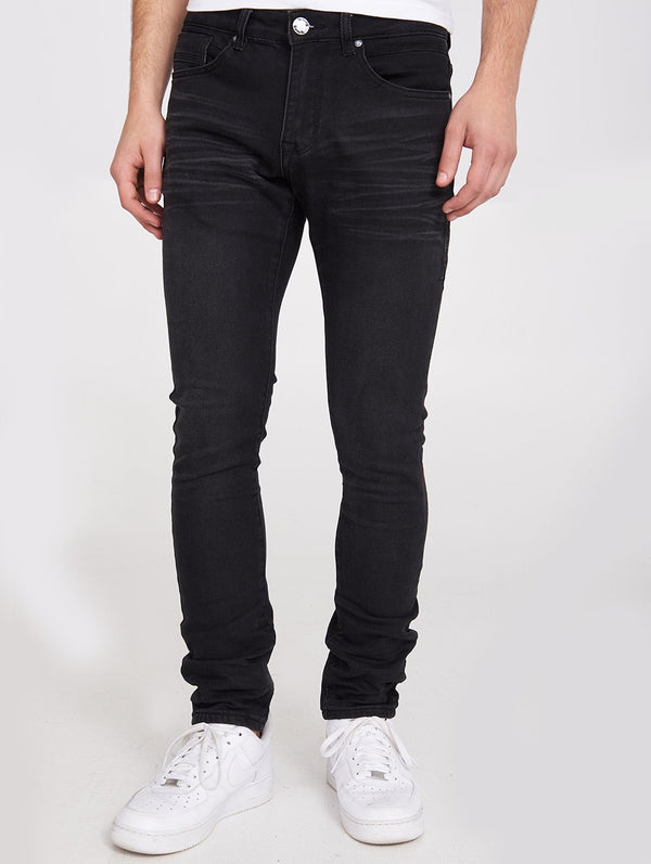 STRAIGHT LEG DENIM PANT