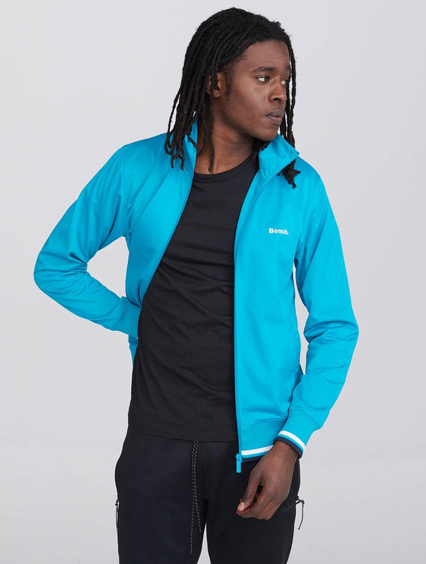 Men's Hawking Track Jacket - Bench