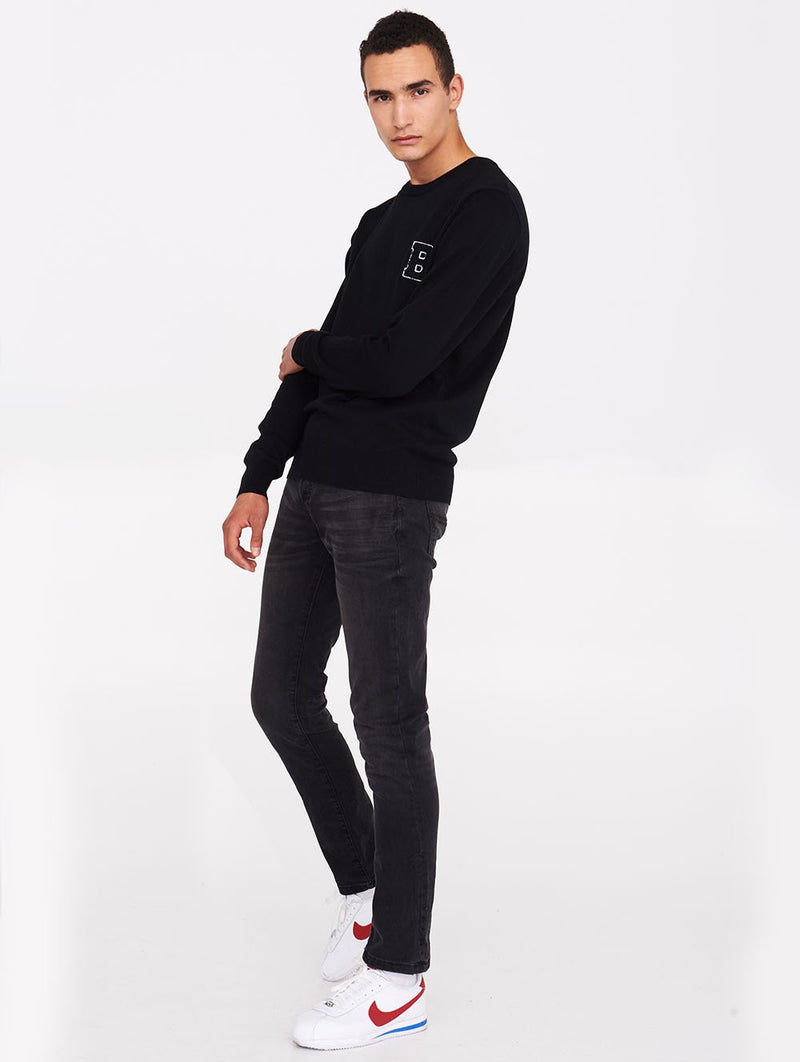 Men's DENES CREW NECK - Bench