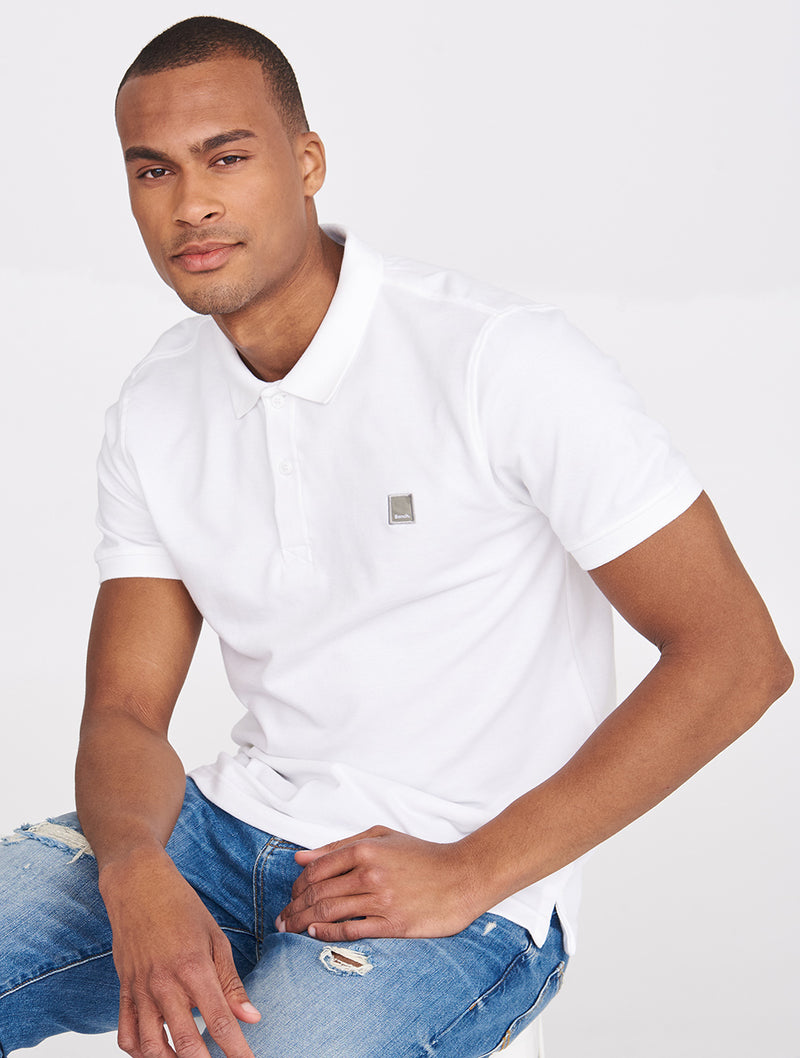 Men's Newton Polo - Bench
