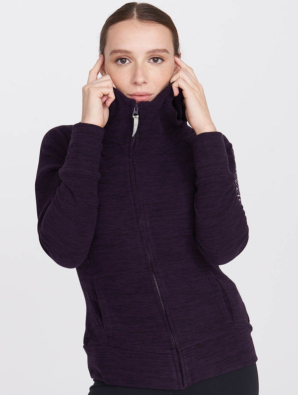 Women's Slinker II B Zip-Up Hoodie - Bench