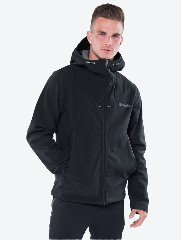Men's Path Water Repellent Softshell Jacket - Bench